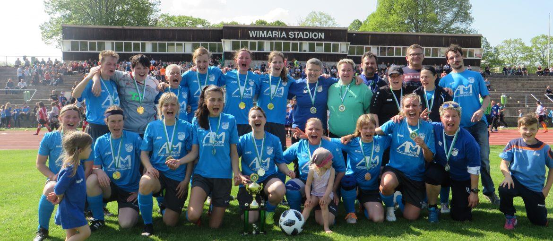 VfB Apolda - Vereinsbrauerei-Pokal Sieger 2019